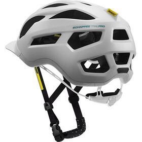 Mavic Echappée Trail Pro Helmet Women White/Everglade